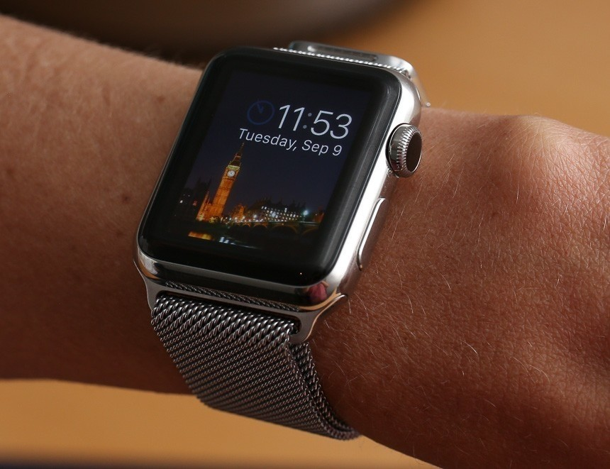 Релиз Apple watchOS 2
